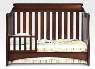 Bentley 's' Series 4-in-1 Crib By Delta Giveaway