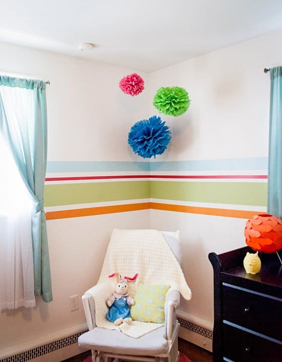DIY Pom-Pom Nursery Decor 6 Daily Mom Parents Portal