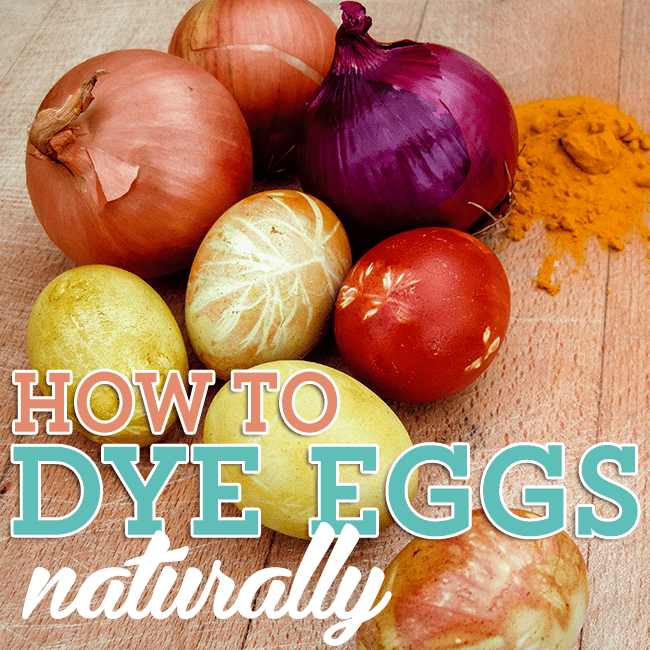 How To Dye Eggs Naturally 1 Daily Mom Parents Portal