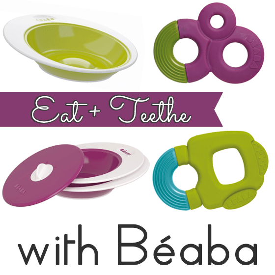 Eat + Teethe with BÉABA 1 Daily Mom Parents Portal