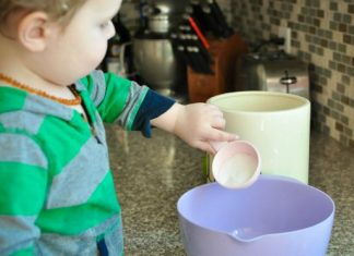 Toddler Tasks: Chores That Teach Responsibility