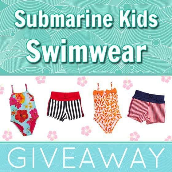 Submarine Swimwear Giveaway 1 Daily Mom Parents Portal