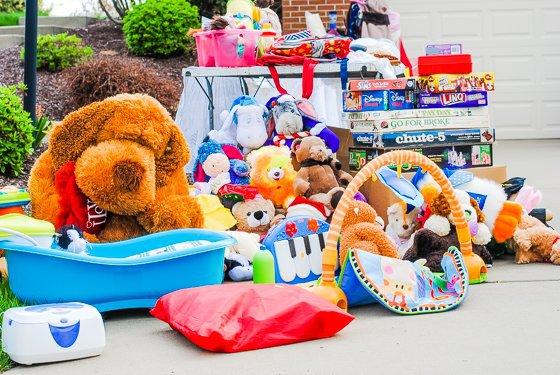 Yard Sale Secrets For Success 2 Daily Mom Parents Portal