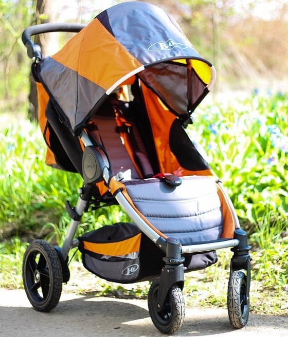 Stroller Guide: BOB Motion 1 Daily Mom Parents Portal