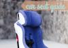 Car Seat Guide: Clek Foonf Convertible Car Seat