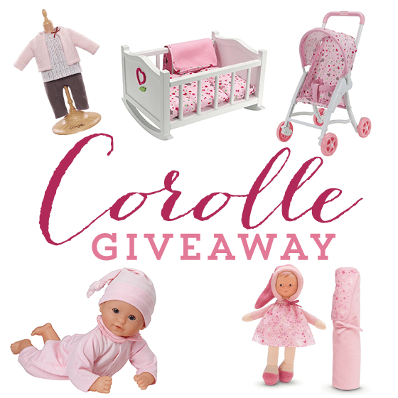 Carolle Giveaway