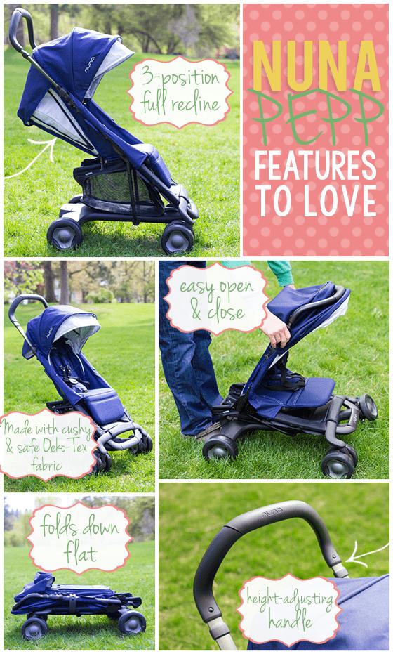 Stroller Guide: Nuna PEPP 14 Daily Mom Parents Portal