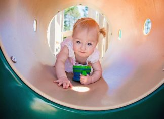 How To Take Photos Of Your Children In Full Sun