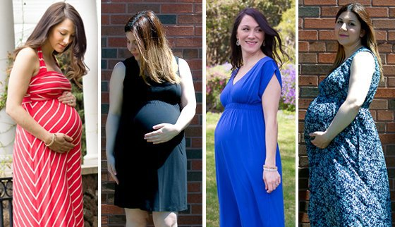 Spring Maternity Dresses by Ingrid & Isabel 8 Daily Mom Parents Portal