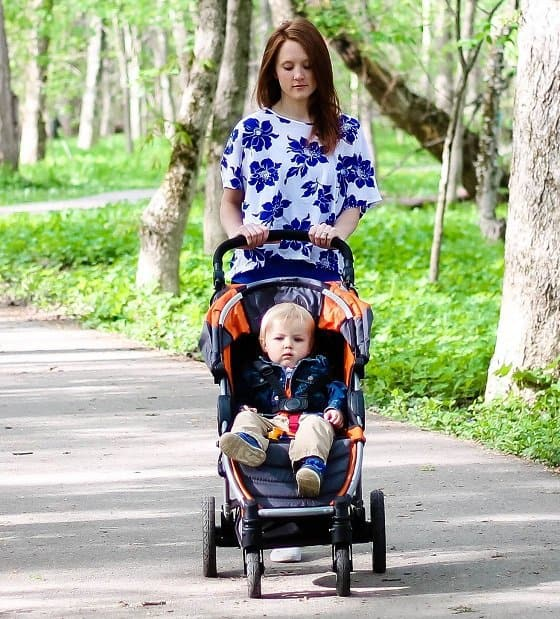 Stroller Guide: BOB Motion 6 Daily Mom Parents Portal