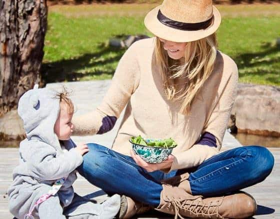 How To: Eating Well While Breastfeeding