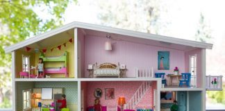 Design Your Own Dollhouse With Lundby