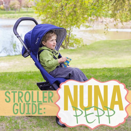 Stroller Guide: Nuna PEPP 1 Daily Mom Parents Portal