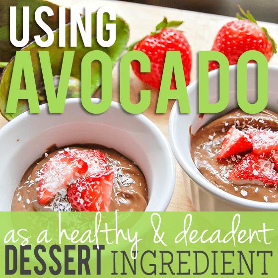 Using Avocado as a Dessert Ingredient 1 Daily Mom Parents Portal