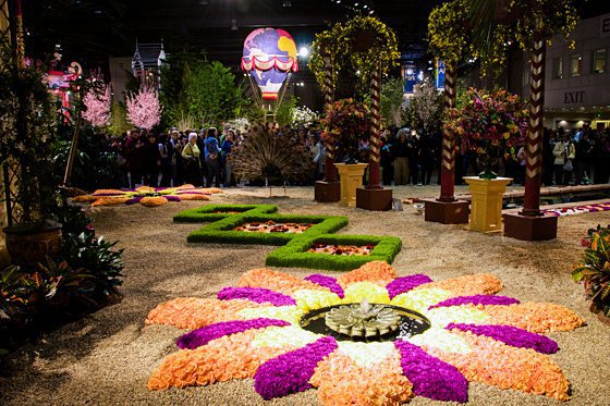Fun for Families: Philadelphia Flower Show 8 Daily Mom Parents Portal