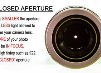 Getting To Know Your Camera: Aperture Basics