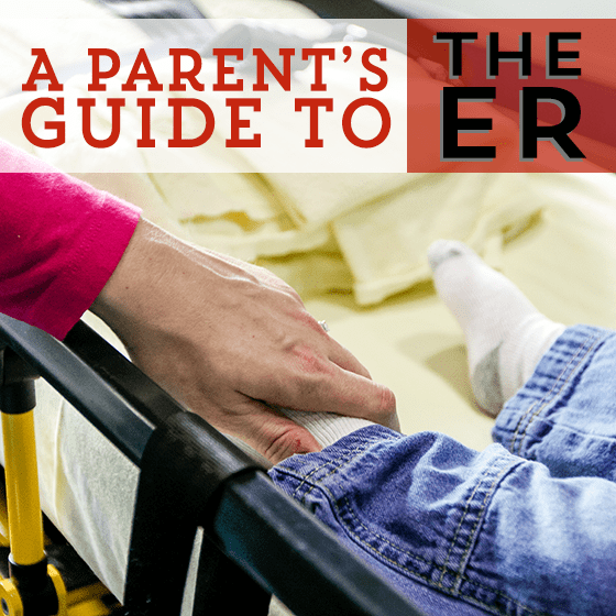 Boo-boos to Belly Aches: A Parent's Guide to the ER 1 Daily Mom Parents Portal