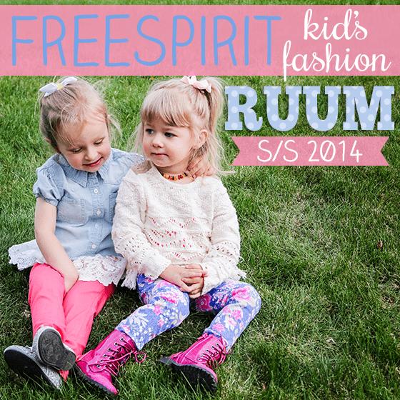Freespirit Kids Fashion Ruum SS 2014
