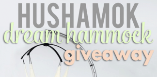 Hushamok Dream Hammock Giveaway