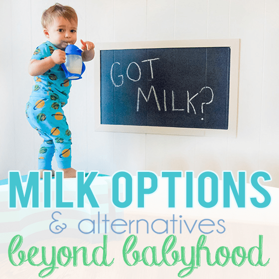 Milk Options & Alternatives Beyond Babyhood 1 Daily Mom Parents Portal