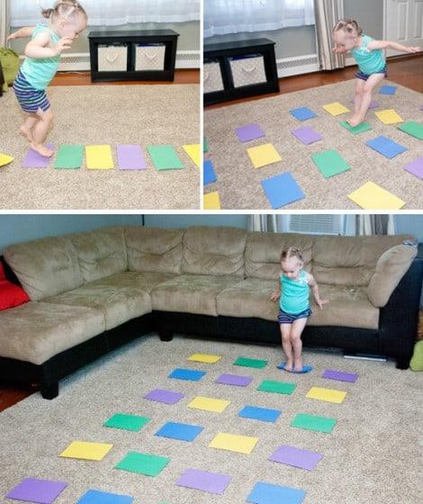 Movement Dance Collage