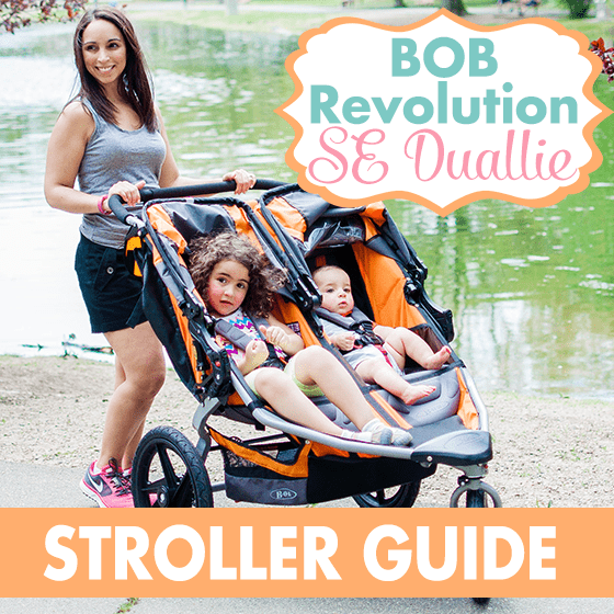 Stroller Guide BOB SE Dually