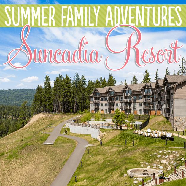 Summer Family Adventures: Suncadia Resort 1 Daily Mom Parents Portal
