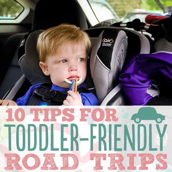 10 Tips for a Toddler Friendly Road Trip 1 Daily Mom Parents Portal