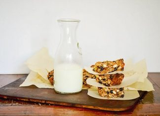 Boost Your Supply At Breakfast: Breastfeeding Granola Bars