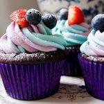 2 Classic Cupcake Recipes: Chocolate & Vanilla