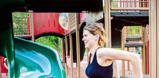10+ Playground Exercises For Mom