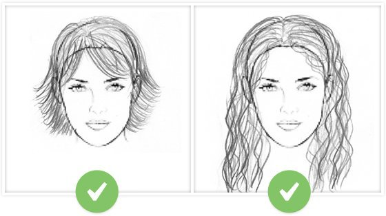 Best Styles for your Face Shape 3 Daily Mom Parents Portal