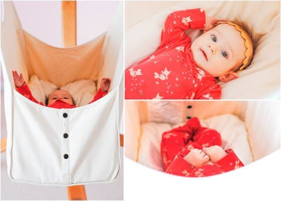 """Hushamok Hammocks : """"The Next Best Thing To Mama's Arms"""" 3 Daily Mom Parents Portal"""