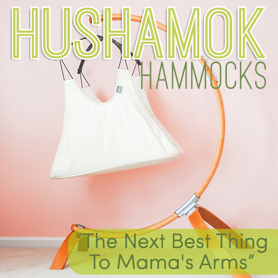 """Hushamok Hammocks : """"The Next Best Thing To Mama's Arms"""" 1 Daily Mom Parents Portal"""