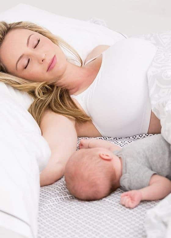 New From Ingrid & Isabel: Truly Seamless Nursing Collection