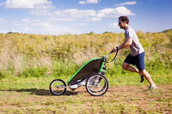 Stroller Guide: Thule Chariot Cheetah 2 Multi-sport Double Stroller