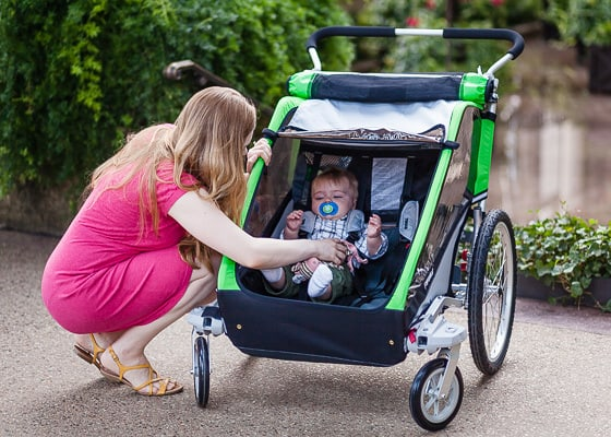 Stroller Guide: Thule Chariot Cheetah 2 Multi-sport Double Stroller 18 Daily Mom Parents Portal