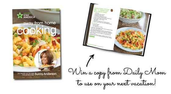 Extended Stay America's National Recipe Contest + Cookbook Giveaway For Daily Mom Readers