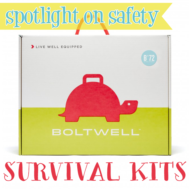 Spotlight on Safety Survival Kits 1 Daily Mom Parents Portal