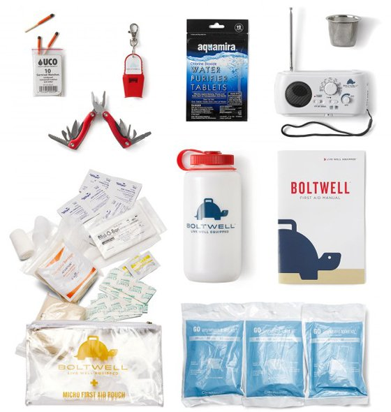 Spotlight on Safety Survival Kits 3 Daily Mom Parents Portal