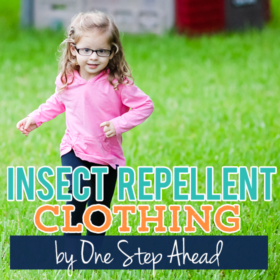 Insect Repellent Clothing by One Step Ahead 1 Daily Mom Parents Portal