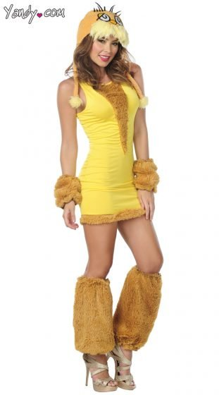 Lorax from Dr. Seuss