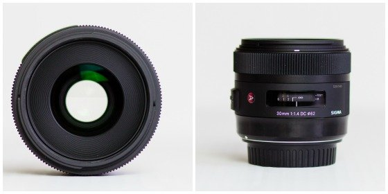 Sigma Lens Collage
