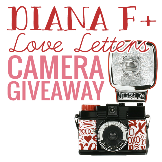 Diana F+ Love Letters Camera Giveaway 3 Daily Mom Parents Portal