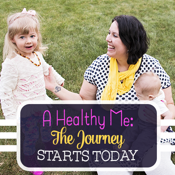 A Healthy Me The Journey Starts Today