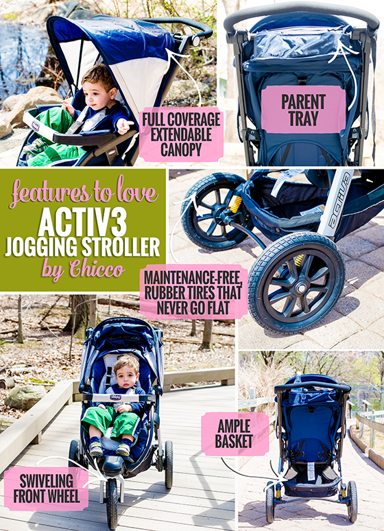 STROLLER GUIDE: ACTIV3 JOGGING STROLLER BY CHICCO 2 Daily Mom Parents Portal