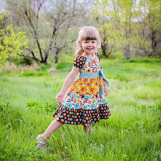 Colorful & Funky Girl's Clothing from Jelly The Pug 3 Daily Mom Parents Portal