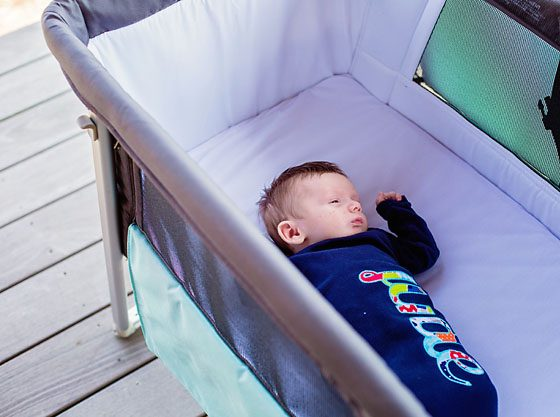 GEAR GUIDE: AIR BASSINET BY BABYHOME 4 Daily Mom Parents Portal