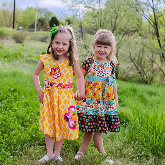 Colorful & Funky Girl's Clothing from Jelly The Pug 1 Daily Mom Parents Portal