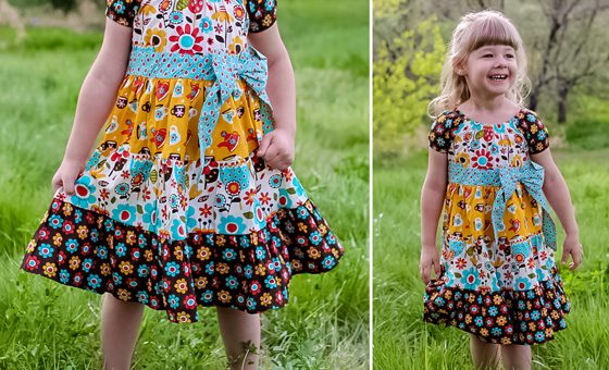 Colorful & Funky Girl's Clothing from Jelly The Pug 4 Daily Mom Parents Portal